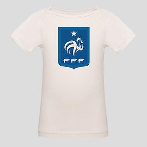 France Organic Baby T-Shirt
