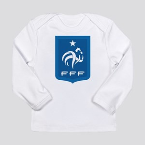 France Long Sleeve Infant T-Shirt
