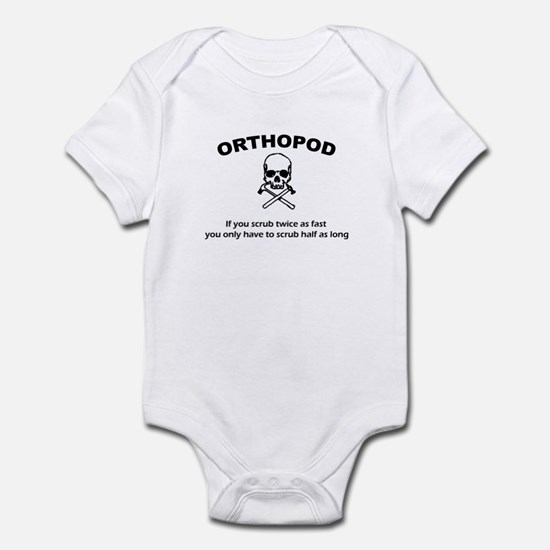 Orthopedic Surgeon Infant Creeper
