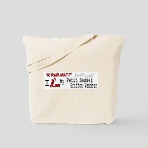 Petite Basset Griffon Vendeen Gifts Tote Bag