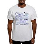 Gallia (blue) Light T-Shirt