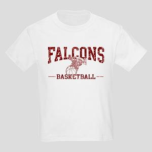 Falcons Basketball Kids Light T-Shirt