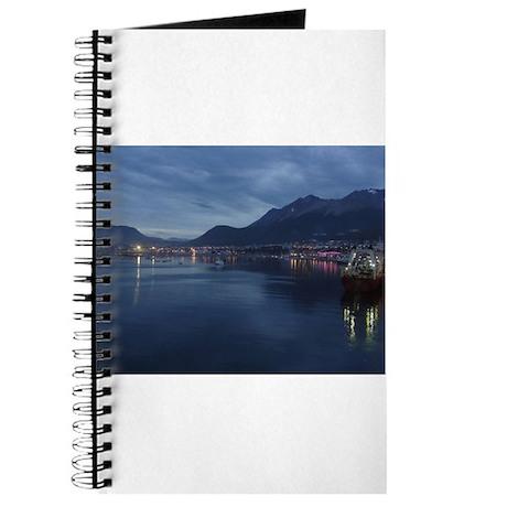 Ushuaia Argentina Harbor Journal