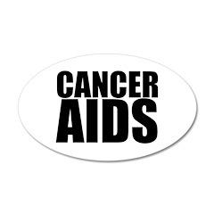 CancerAids Wall Decal