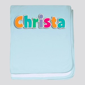 Christa baby blanket
