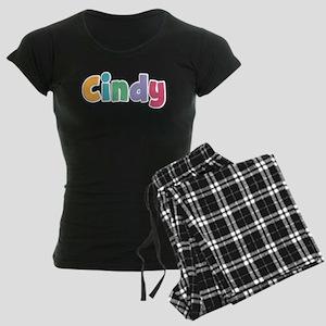 Cindy Women's Dark Pajamas
