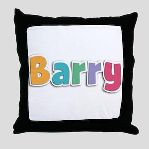 Barry Throw Pillow