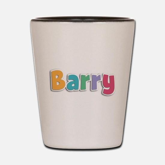 Barry Shot Glass