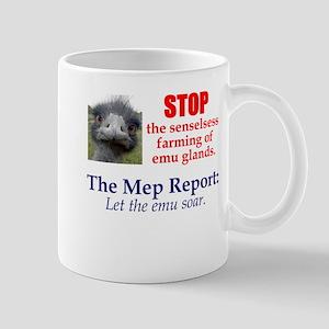 Stop Emu Farming Mug