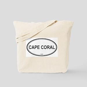 Cape Coral (Florida) Tote Bag