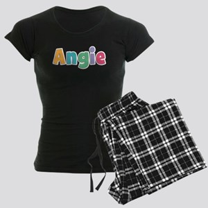 Angie Women's Dark Pajamas