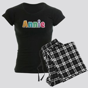 Annie Women's Dark Pajamas