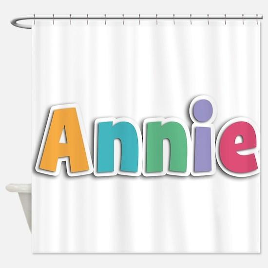 Annie Shower Curtain