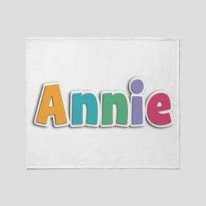 Annie Throw Blanket