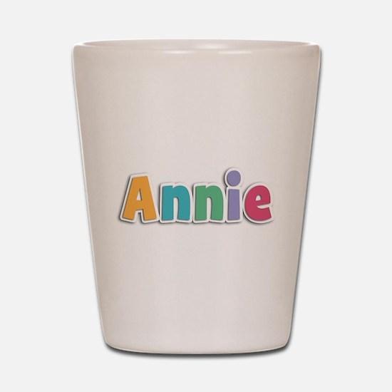 Annie Shot Glass