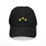 Yellow Columbine Black Cap