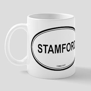 Stamford (Connecticut) Mug