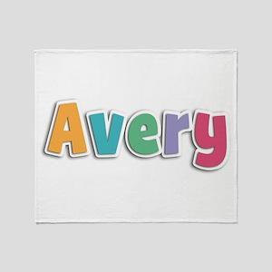 Avery Throw Blanket