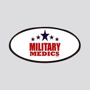 Military Medics Patches