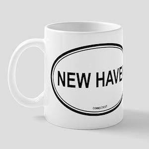 New Haven (Connecticut) Mug