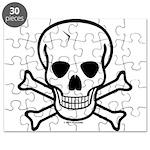 Skull & Cross Bones Puzzle
