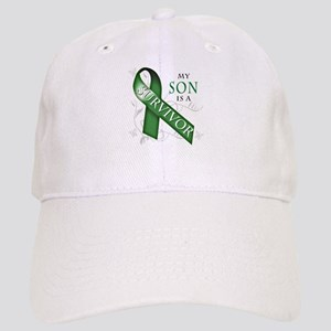 My Son is a Survivor (green) Cap