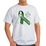 My son is a bone marrow transplant survivor Light T-Shirt