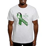 My son is a bone marrow transplant survivor Light T-Shirt