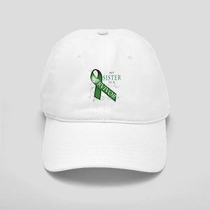 My Sister is a Survivor (green) Cap