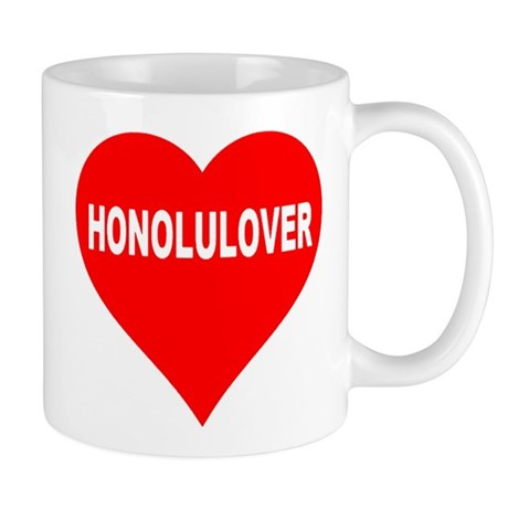 HONOLULOVER Mug