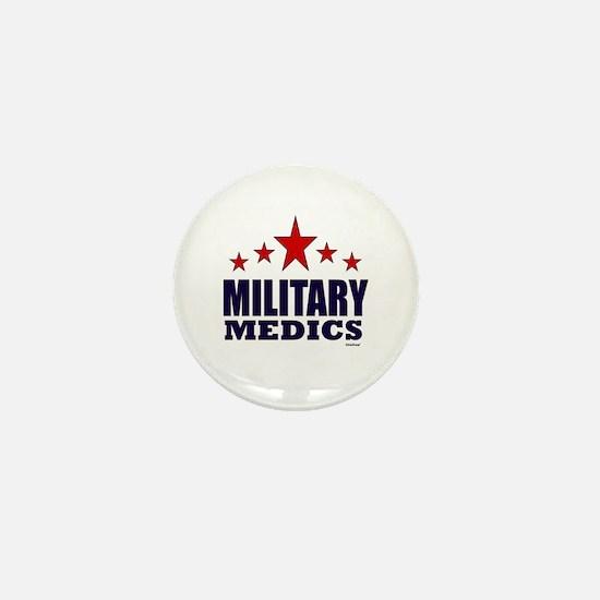 Military Medics Mini Button