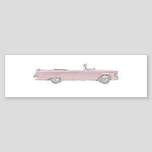 Chrysler New Imperial Crown Sticker (Bumper)