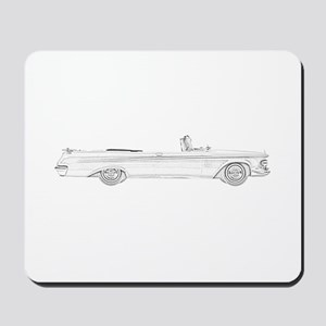 Chrysler New Imperial Crown Mousepad