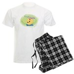 Yoga Chick Men's Light Pajamas