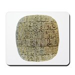Anglomorphic Cuneiform Mousepad