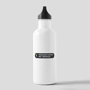 Motherhood (Achievement) Stainless Water Bottle 1.