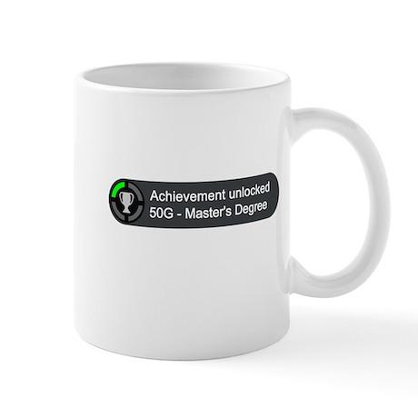 Masters Degree (Achievement) Mug