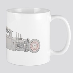 1930 Ford Rat Rod Mug
