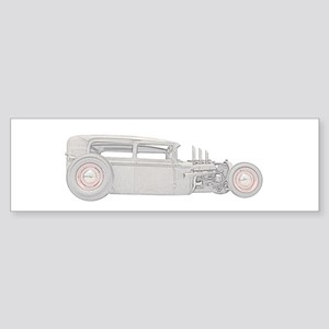 1930 Ford Rat Rod Sticker (Bumper)