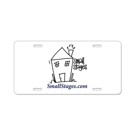 Small Stages Aluminum License Plate by SmallStages