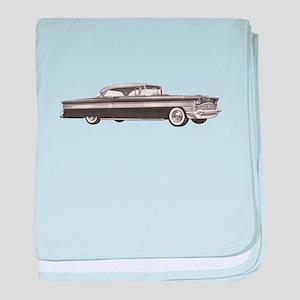 1956 Packard Clipper baby blanket