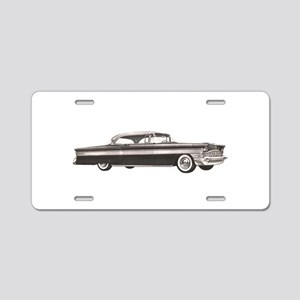 1956 Packard Clipper Aluminum License Plate
