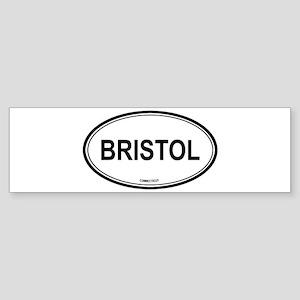 Bristol (Connecticut) Bumper Sticker