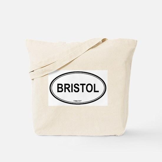 Bristol (Connecticut) Tote Bag
