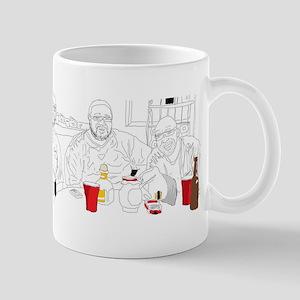 men of MSD Mug