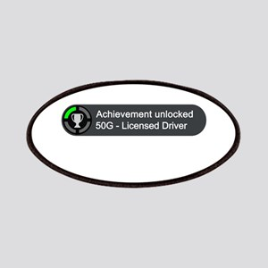Licensed Driver (Achievement) Patches