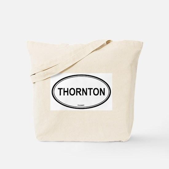 Thornton (Colorado) Tote Bag
