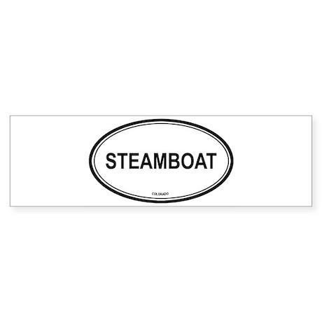 Steamboat (Colorado) Bumper Sticker