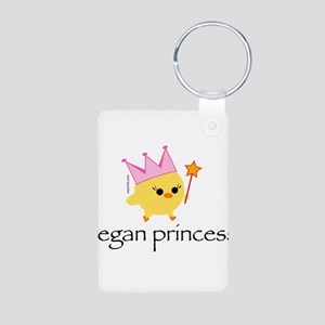 vprincess Aluminum Photo Keychain