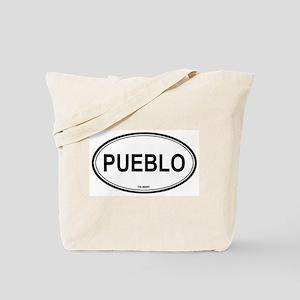 Pueblo (Colorado) Tote Bag